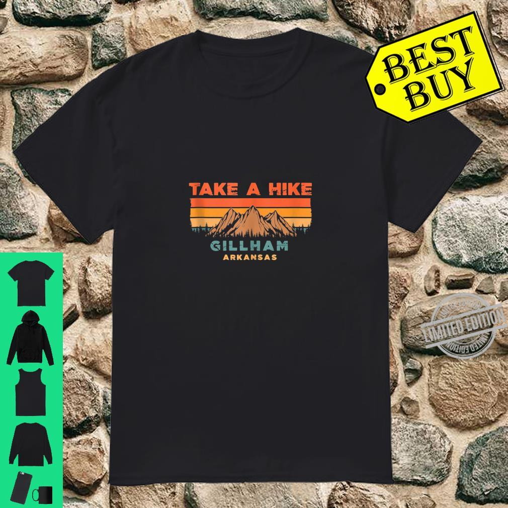 Arkansas Vintage Take A Hike Gillham Moutain Shirt