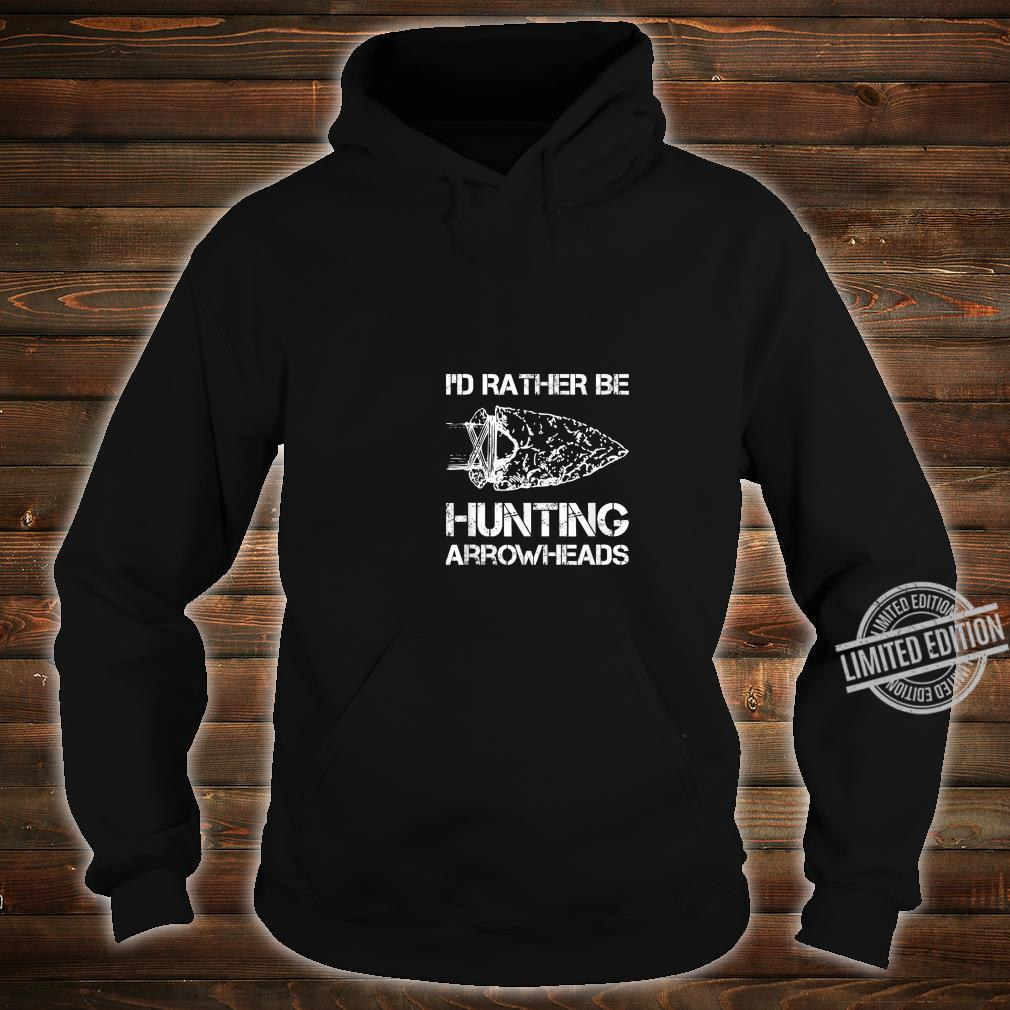 Arrowhead Shirt hoodie