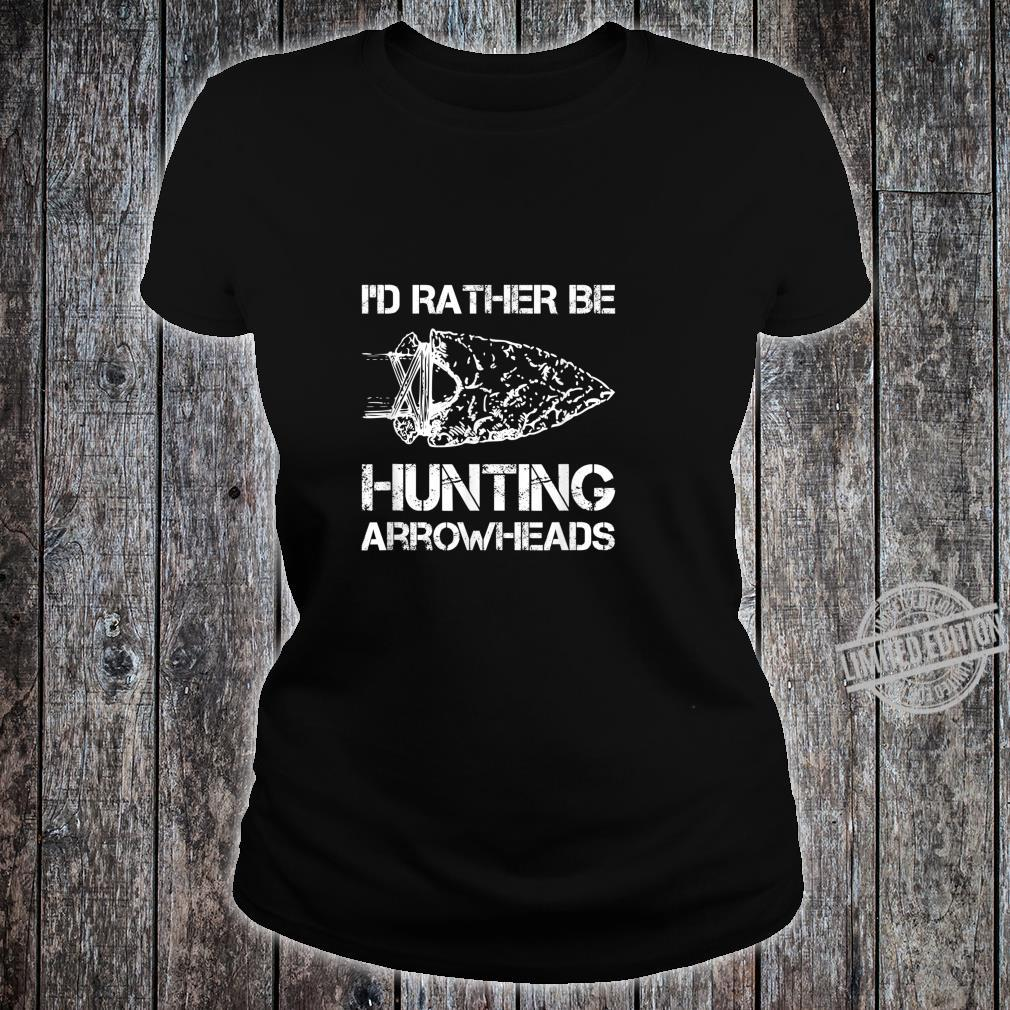 Arrowhead Shirt ladies tee