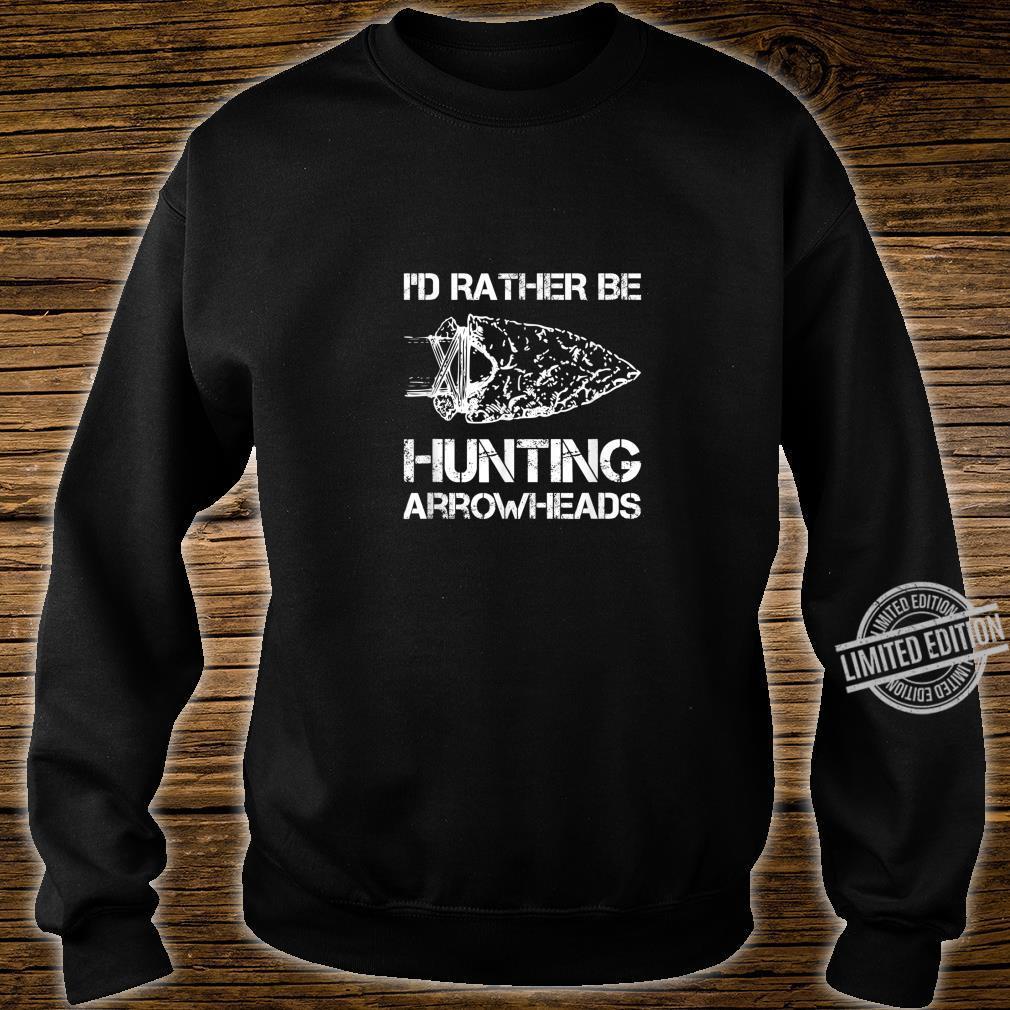 Arrowhead Shirt sweater