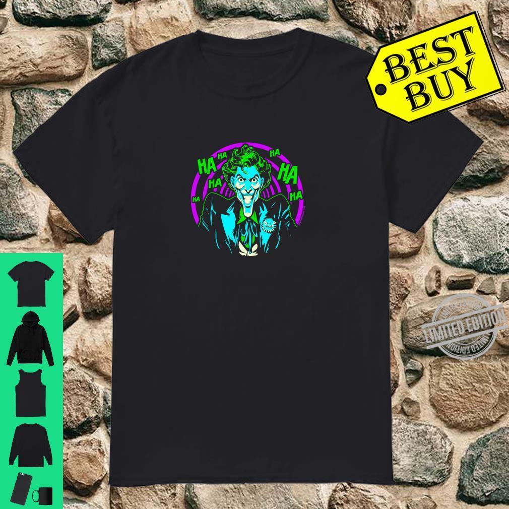 Batman Joker Hahaha Shirt