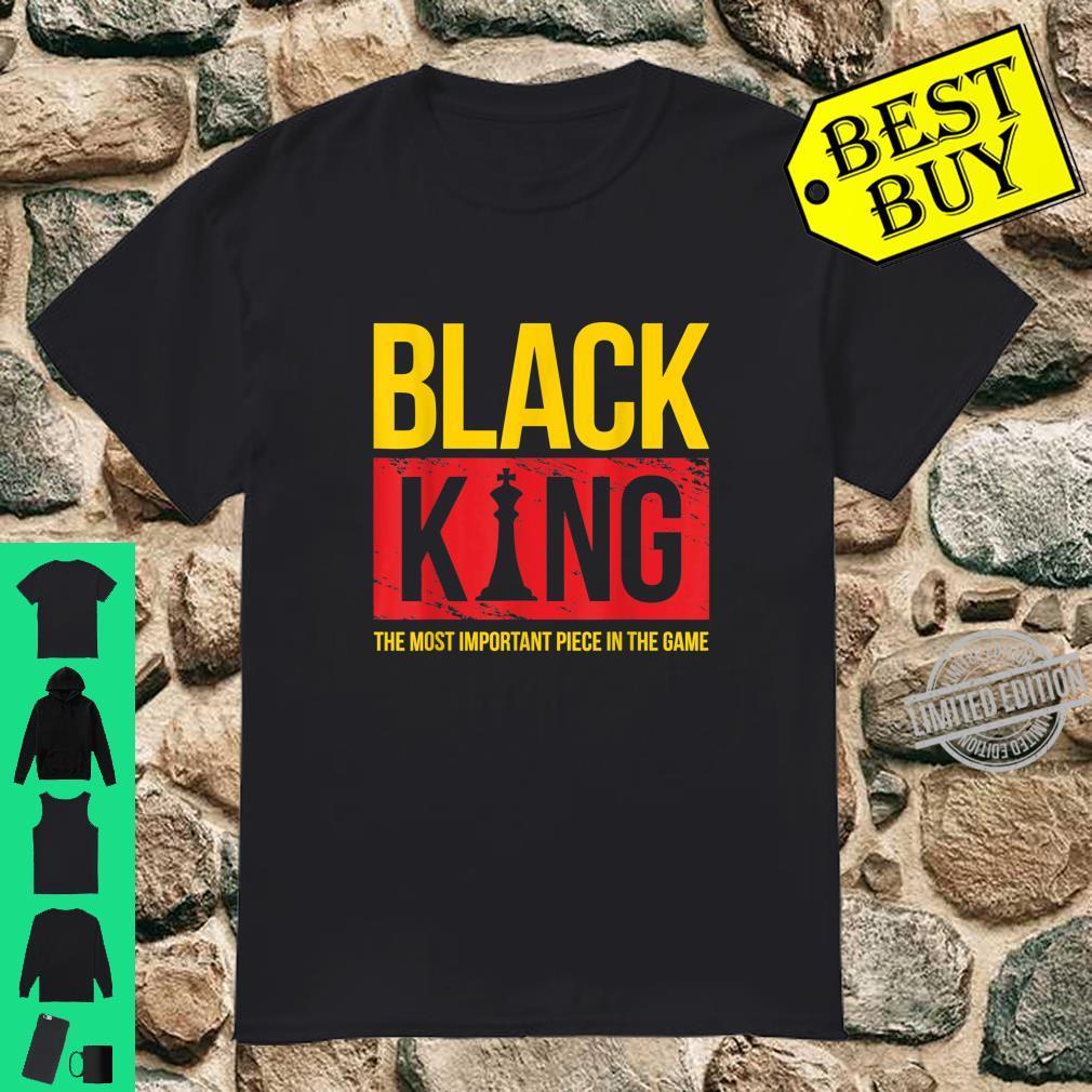 Black King Black History Month Shirt