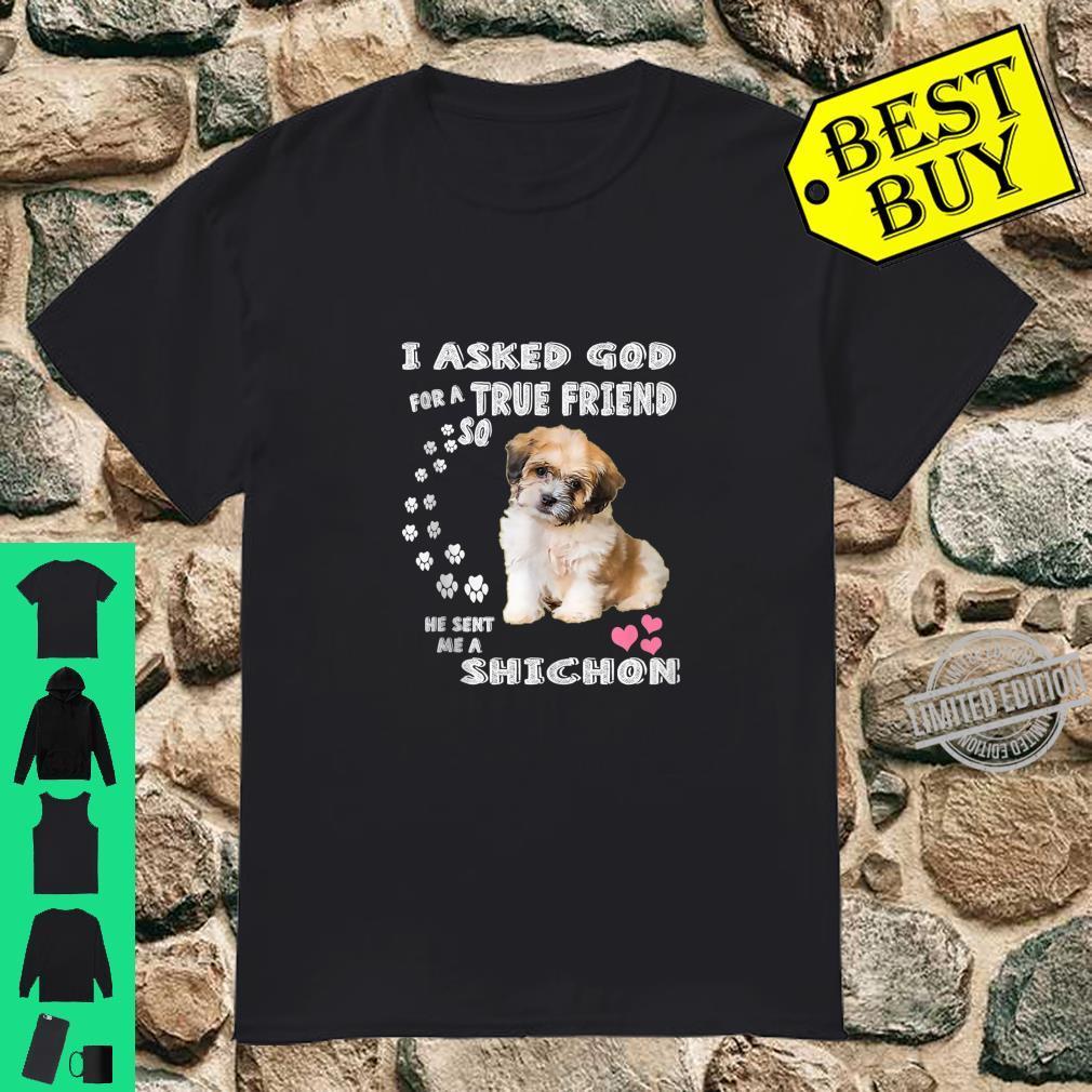 Cute Shichon For Shichon Dogs, Cute Shichon Dog Shirt