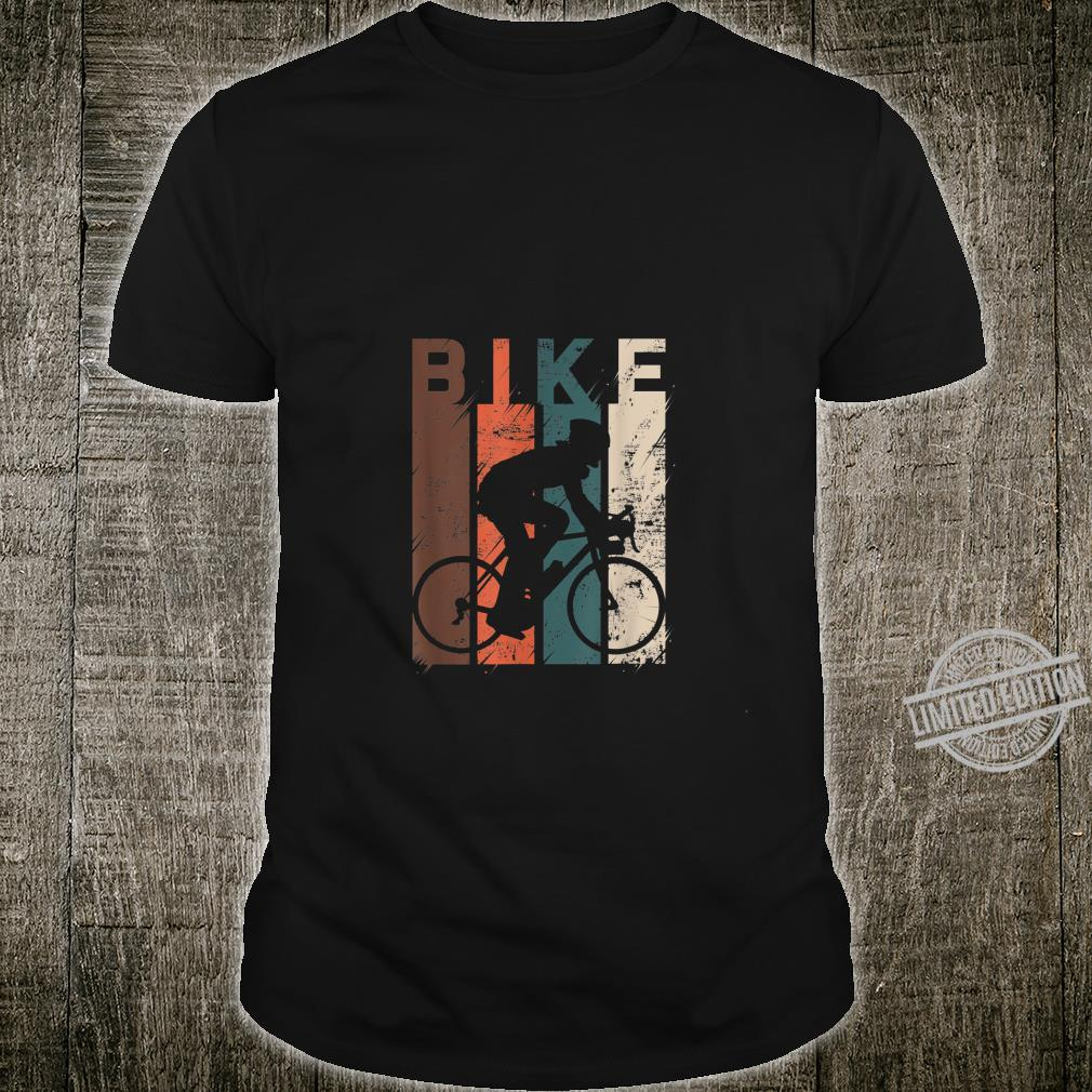 Cycling Vintage Bicycle for Cycling Shirt