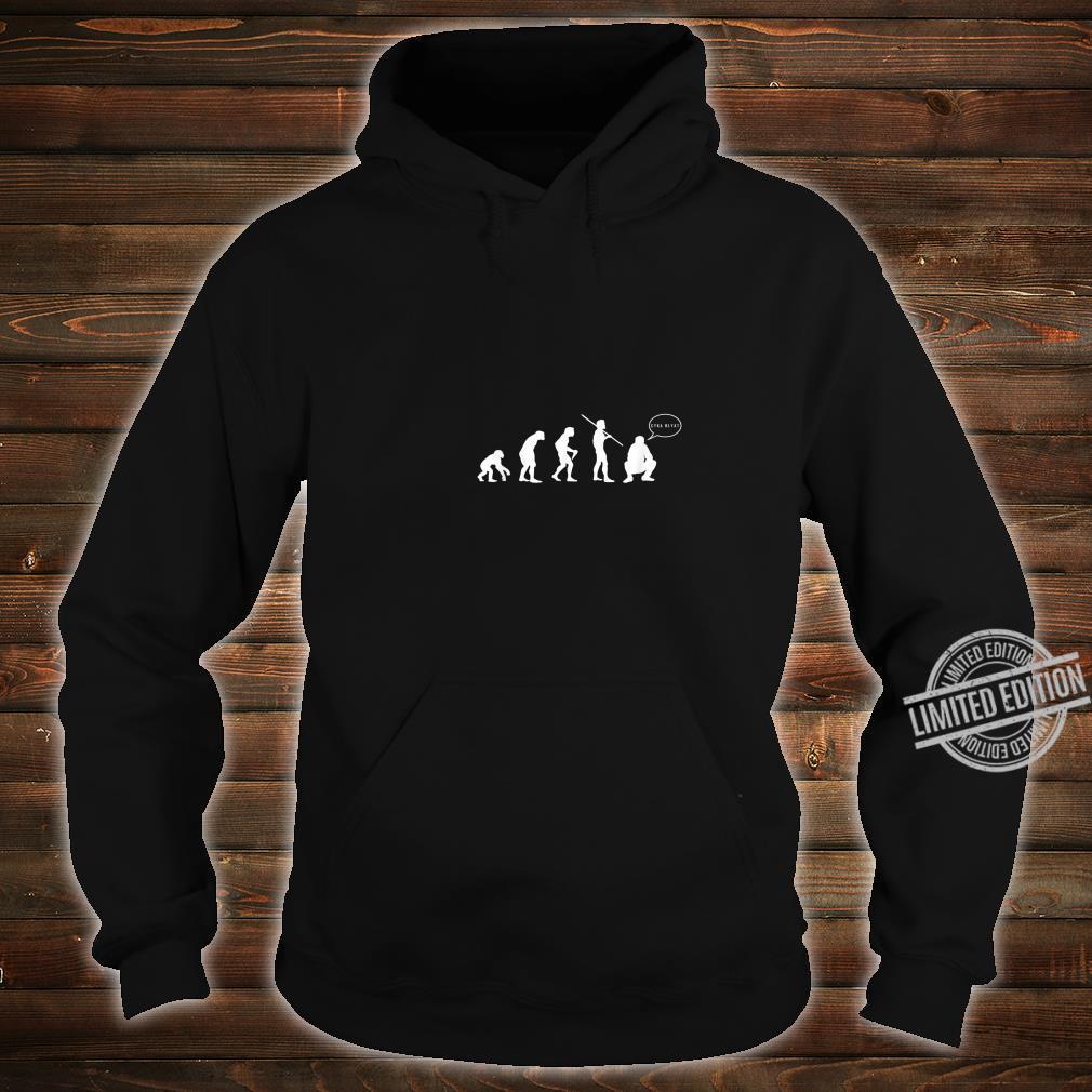 Cyka Blyat Evolution Shirt I Russian Slav Gamer Meme Shirt hoodie