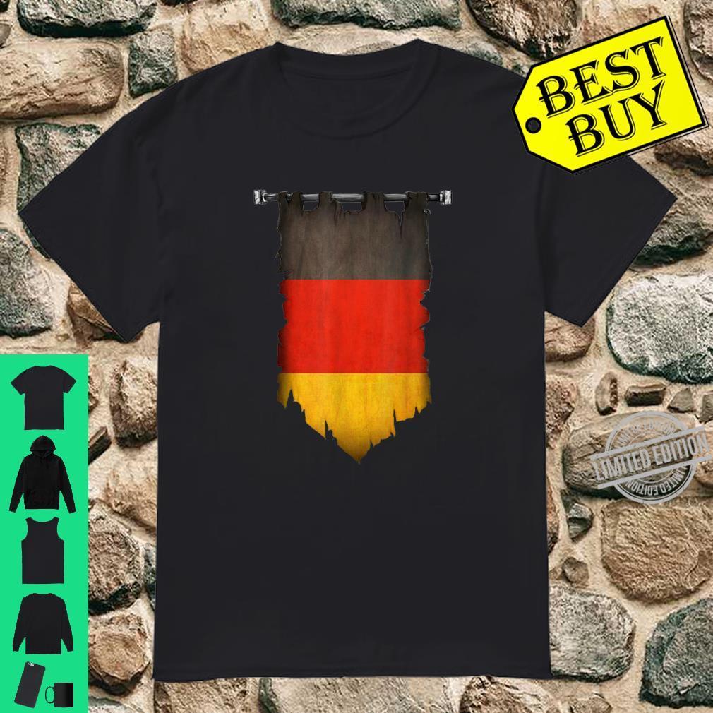 Germany shirt heartbeat Flag GermanyWomenYouthKid Shirt