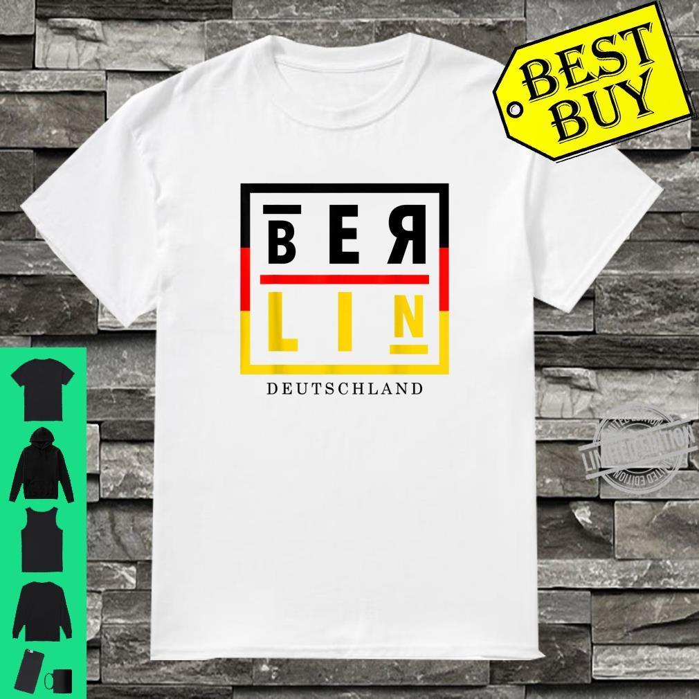 I Love Berlin, Berlin Deutschland, Berlin Shirt