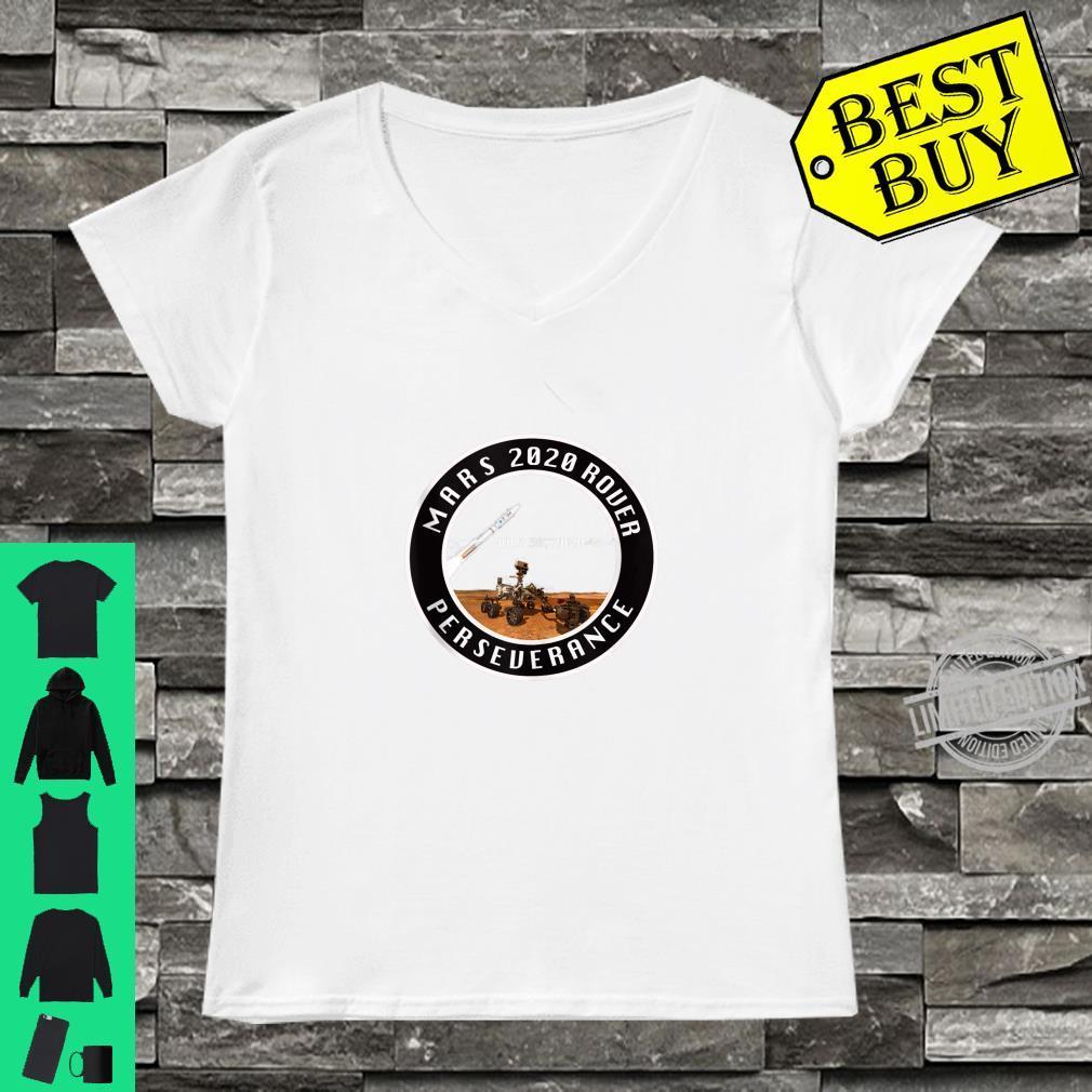 Mars Rover 2020 Perseverance July 30 Shirt ladies tee