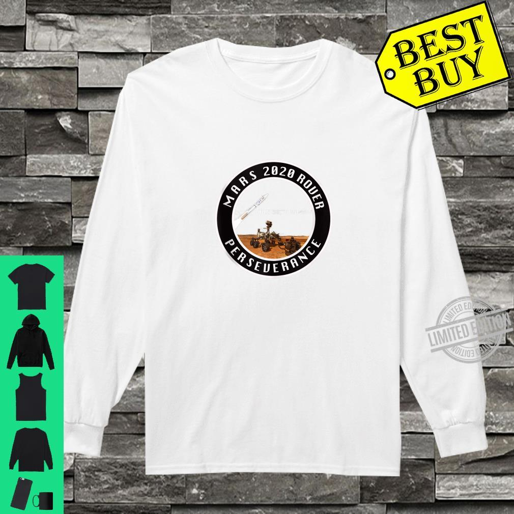 Mars Rover 2020 Perseverance July 30 Shirt long sleeved