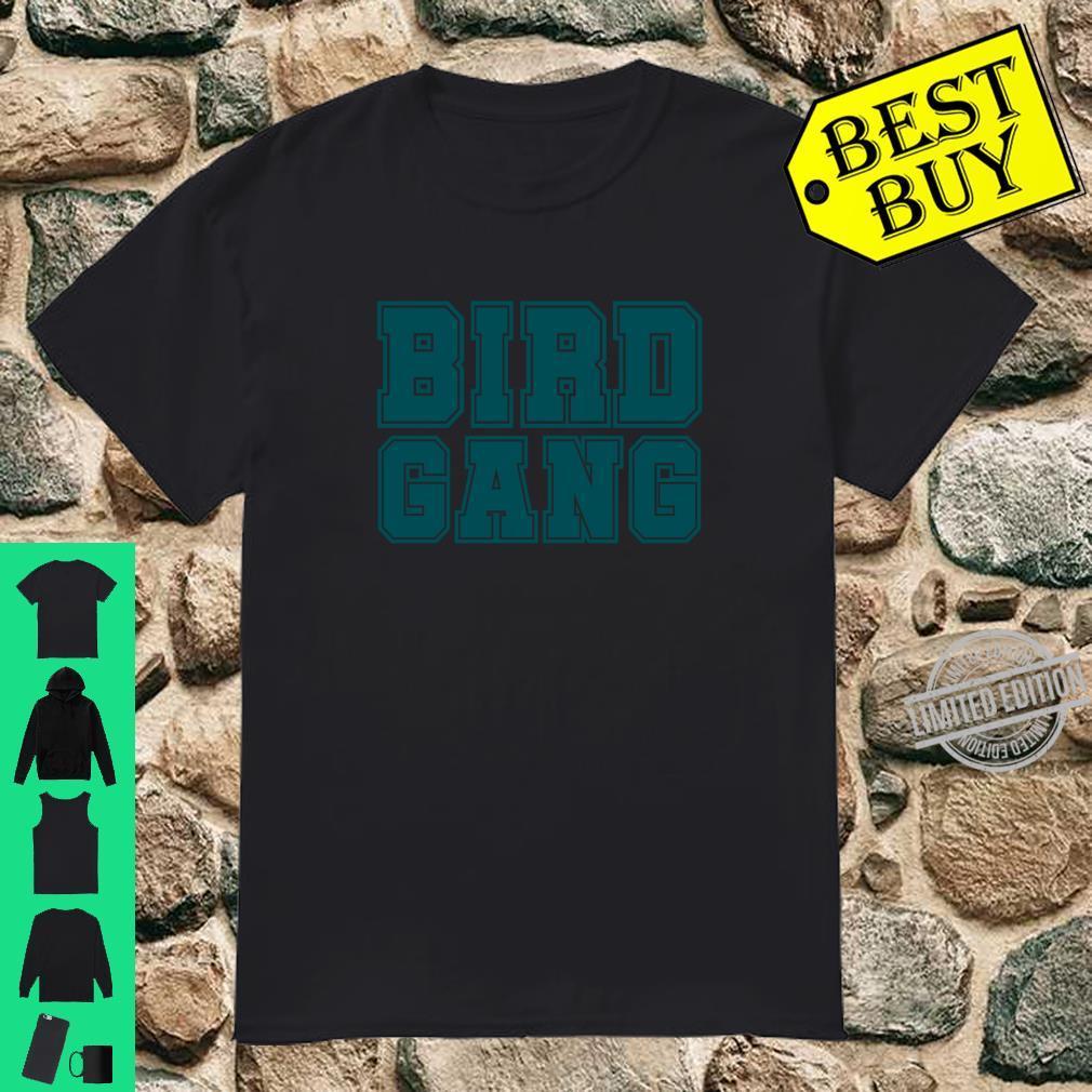 Philadelphia Football Bird Gang Season Trend Shirt